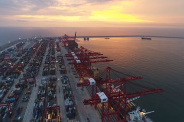 Capacity expansion project at Colombo International Container Terminal