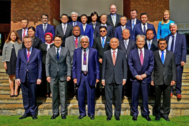 Central Bank of Sri Lanka hosts 54th SEACEN Governors' Conference