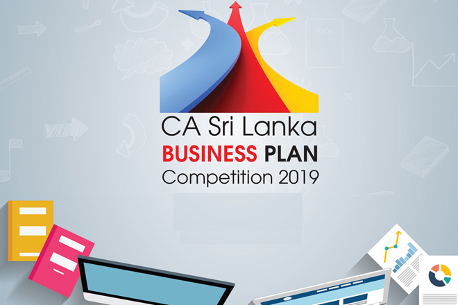 Applications now accepted for CA Sri Lanka's 2019 Business Plan Competition