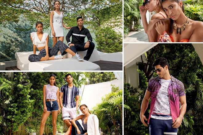 ODEL's 'At Leisure' Spring 2019 collection a nod to athleisure