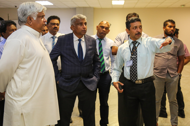 Arjuna proposes short term solution to prevent delays at Katunayake Airport