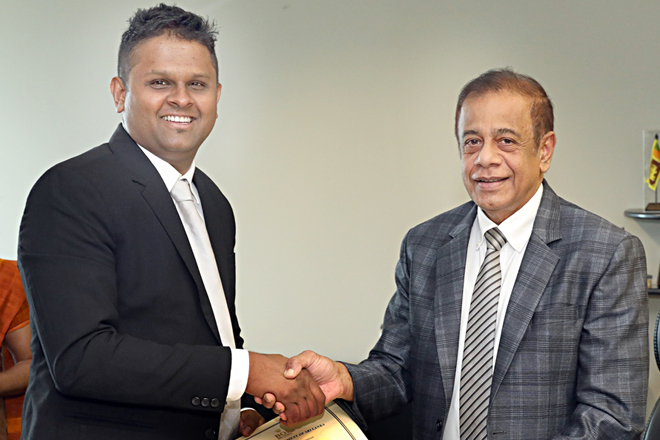 BOI signs agreement for USD1.8mn warehousing & logistic project in Malwana
