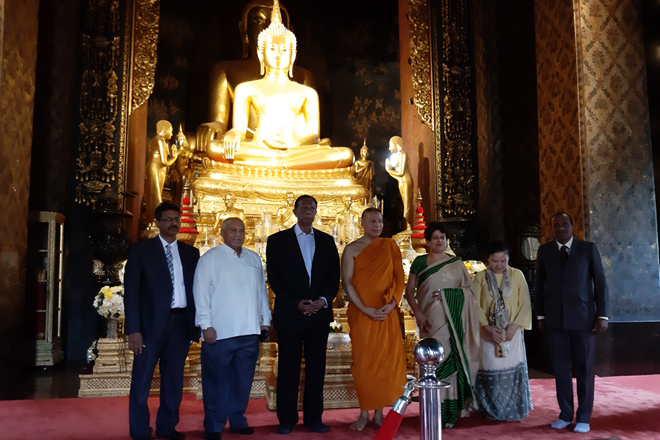 Sri Lanka and Thailand to promote bilateral tourism