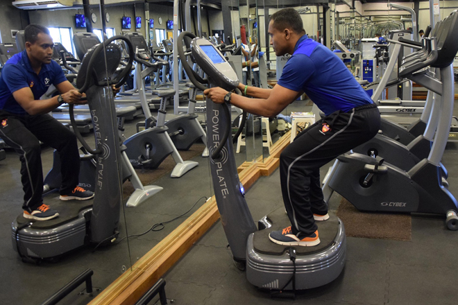Sinhalese Sports Club to revolutionize Sri Lankan sports with Power Plate