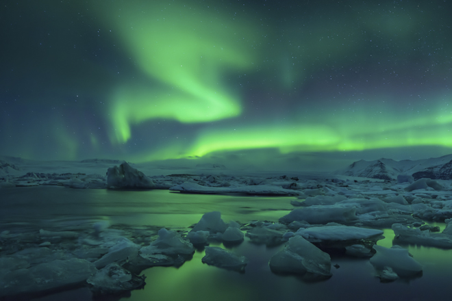 Fuel up and witness the Northern Lights with NTB American Express
