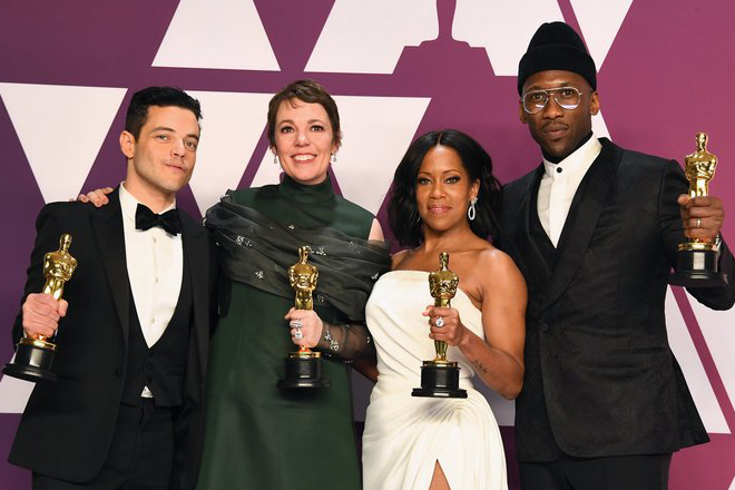 Green Book wins Oscars for best picture, Rami Malek & Olivia Colman tops in acting