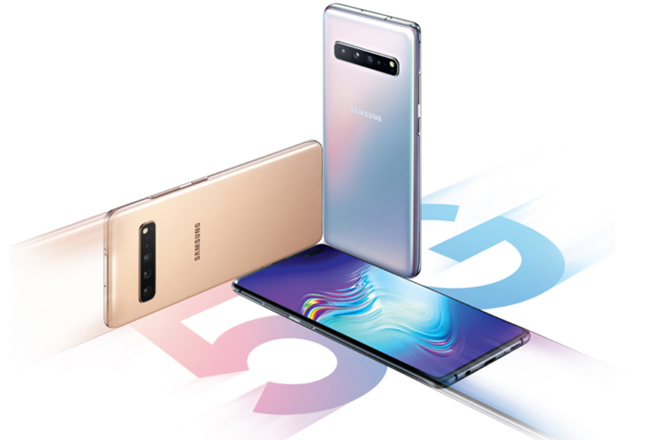 Samsung unveils its first 5G Smartphone Galaxy S10 5G