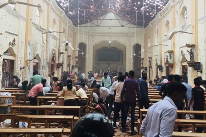 Explosions in Sri Lanka: Govt calls emergency defense meeting to discuss future action