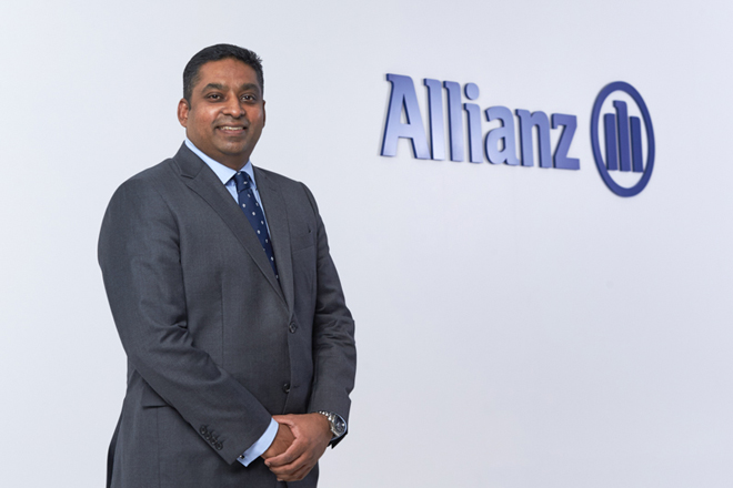 Gany Subramaniam appointed Chief Executive Officer of Allianz Lanka