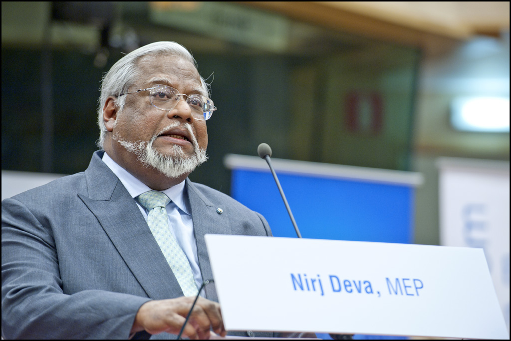 Only Conservatives can deliver Brexit – Nirj Deva MEP