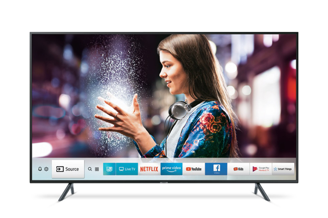 Samsung redefines SMART TV with the launch of  Unbox Magic Series
