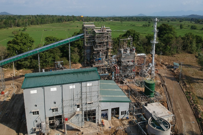 Vidullanka commissions its first ever biomass based power project
