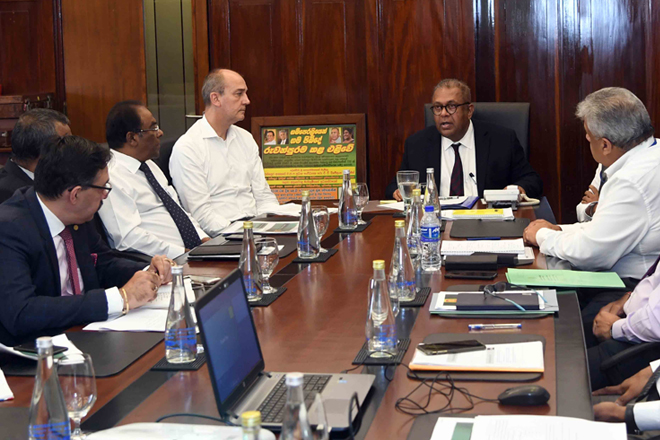 Sri Lanka to host 2021 Annual meeting of ADB: Finance Ministry