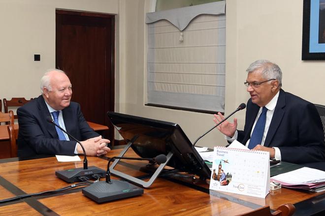 UN Under-Secretary General meets PM; pledges support