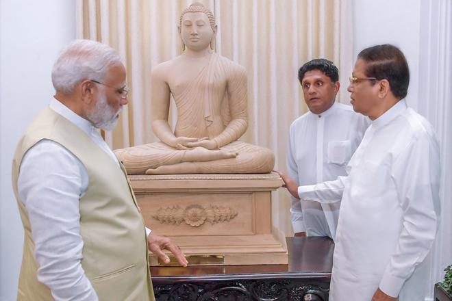Indian Premier concludes Sri Lanka visit; pledges to strengthen relations