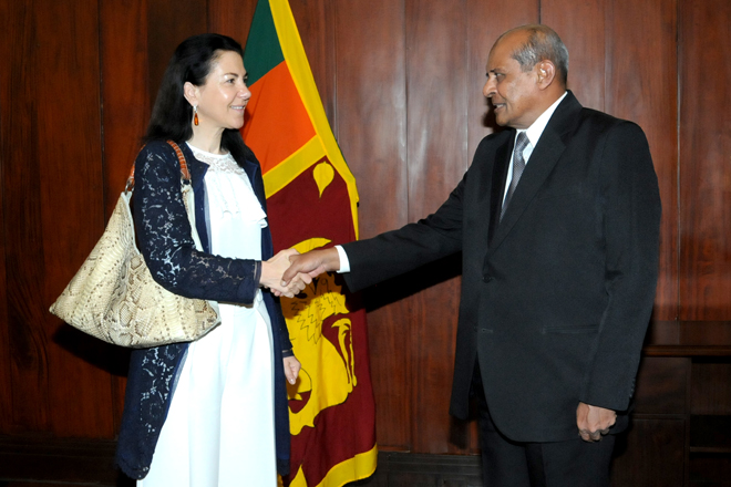 Sri Lanka to give effect to UN Security Council resolutions to counter terrorism & extremism