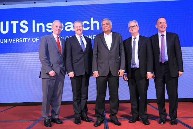 University of Technology Sydney launches UTS Insearch Sri Lanka