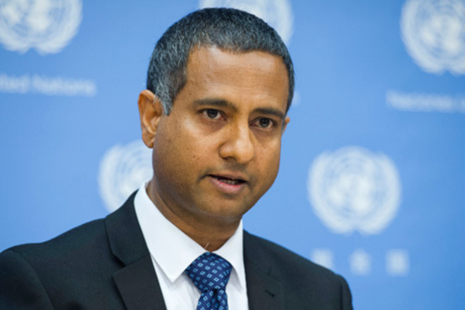 UN Special Rapporteur on Freedom of Religion, Ahmed Shaheed to visit Sri Lanka