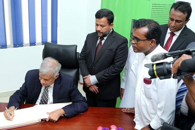 Sri Lanka unveils modern hi-tech TVET facility with South Korean backing