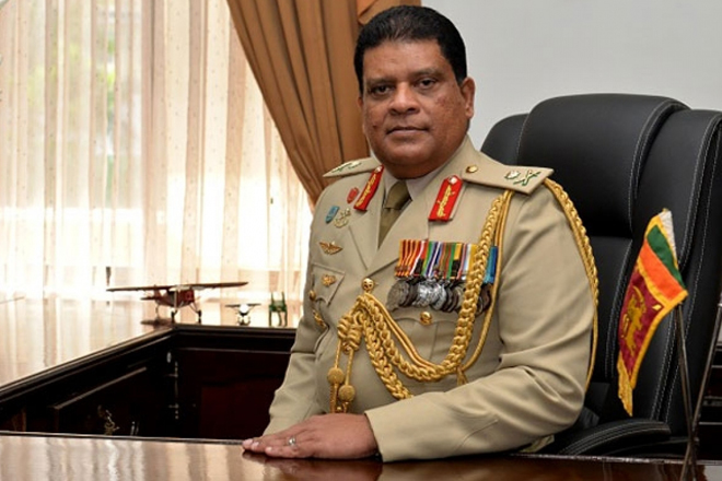 US State Secretary designates Shavendra Silva for alleged HR violations