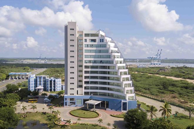Hambantota-Maritime-Center