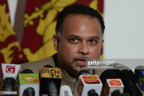 Cabinet Minister Navin Dissanayake is 50 today