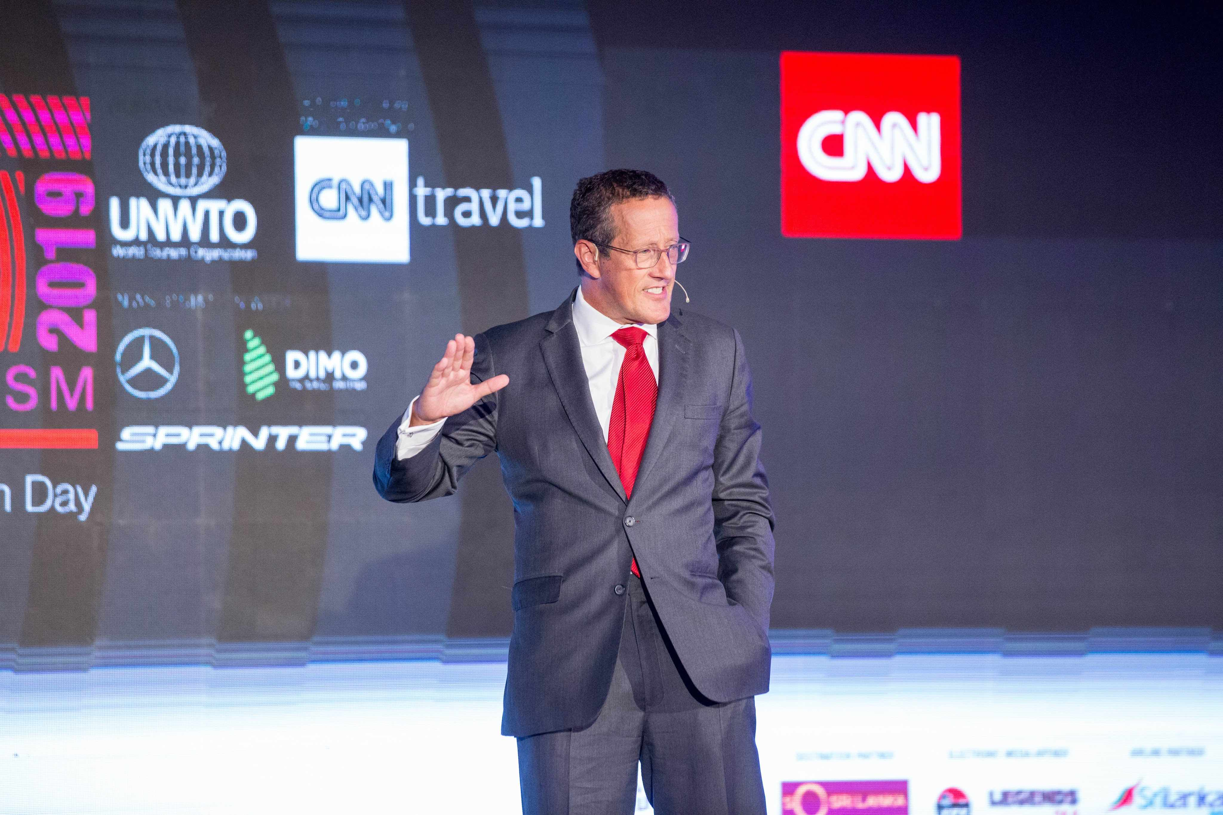 Video: CNN's Richard Quest on Sri Lanka's Future of Tourism