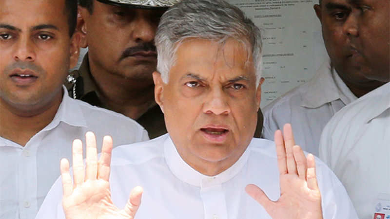Ranil rubbishes criticism of Cabinet move to abolish Executive Presidency