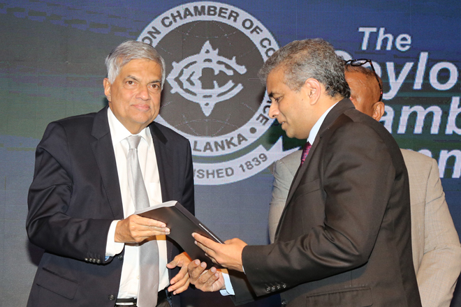 Ceylon Chamber's action plan targets USD134Bn economy in Sri Lanka by 2025