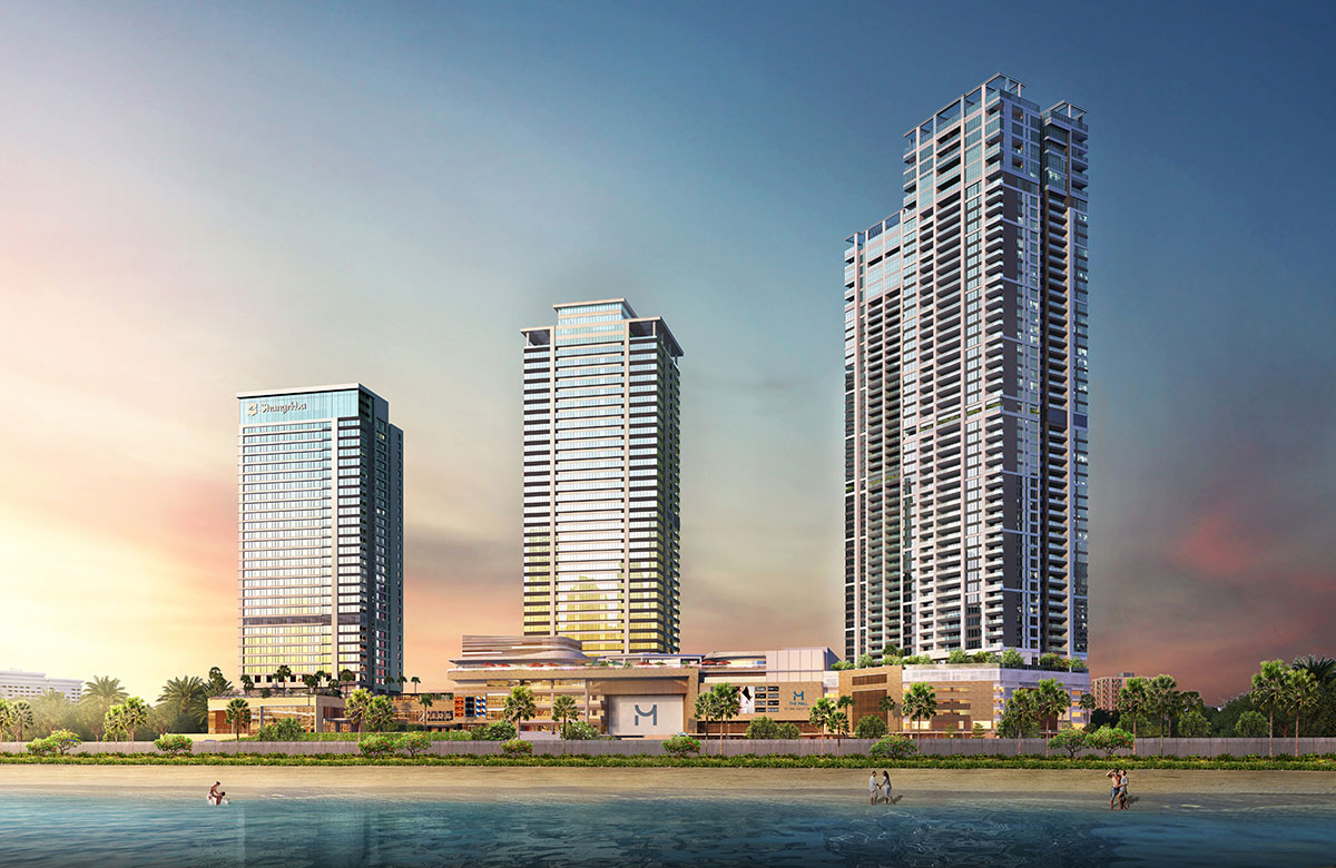 Shangri La's 'One Galle Face' mall to open November 8th