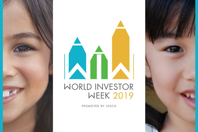 IOSCO launches World Investor Week to promote investor education