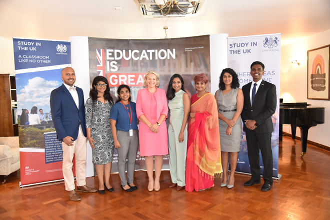 Applications for UK's Chevening Scholarship closing on 5 Nov