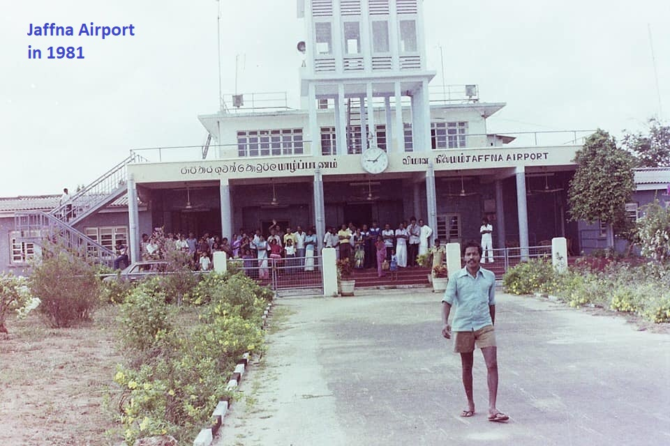 Will Jaffna International Airport help the Northern economy take-off at last?