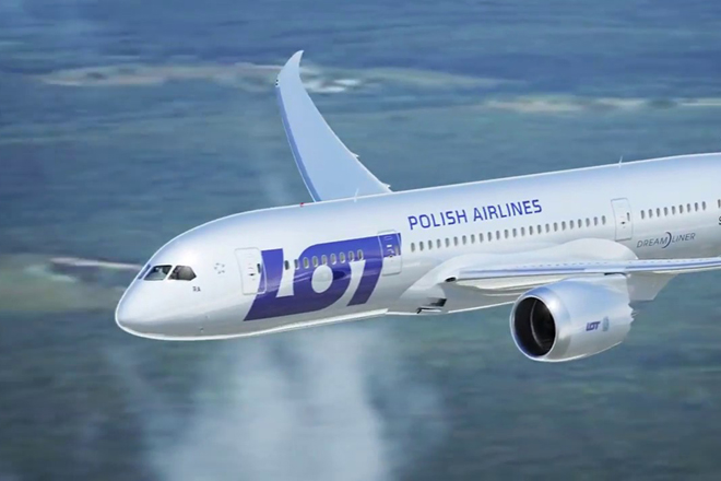 LOT Polish Airlines to start direct flights from Poland to Sri Lanka