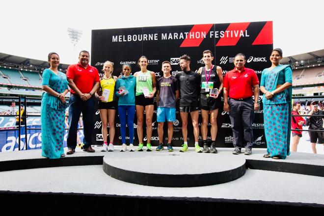 Melbourne-Marathon