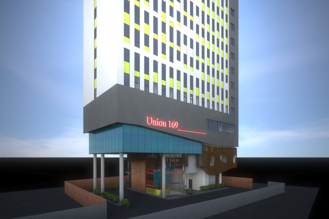 Sanken Construction to build 112-room hotel at Union Place under BOI deal