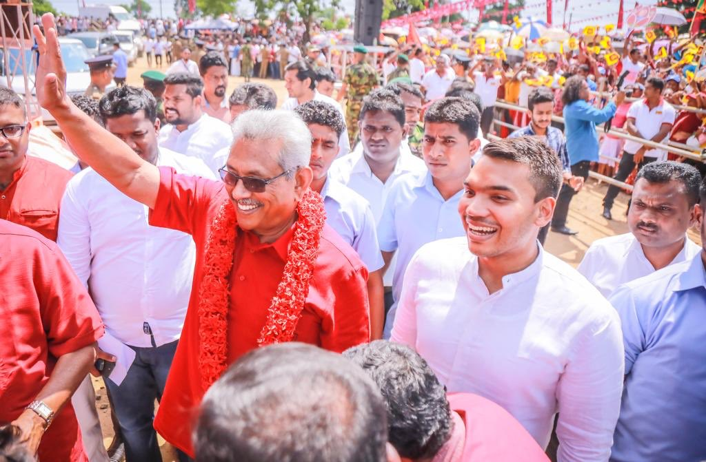 Namal calls on UNP to respect people's mandate and support General Elections