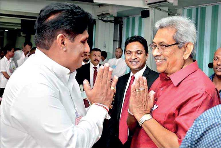 Opinion: Appointment of a new PM – Will the curse of Sirisena hit Gota/Sajith?