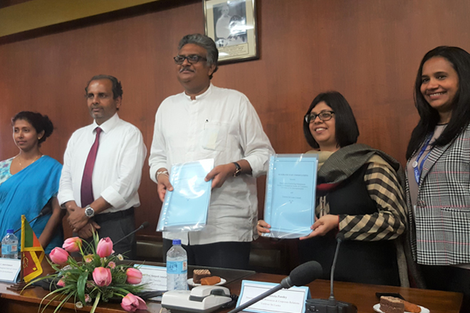 Unilever Sri Lanka partners with Ja'pura University to nurture corporate leaders