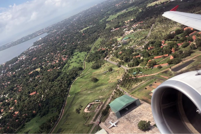Sri Lanka increases overflying charges after 38 years, revenue to go up by 57-pct