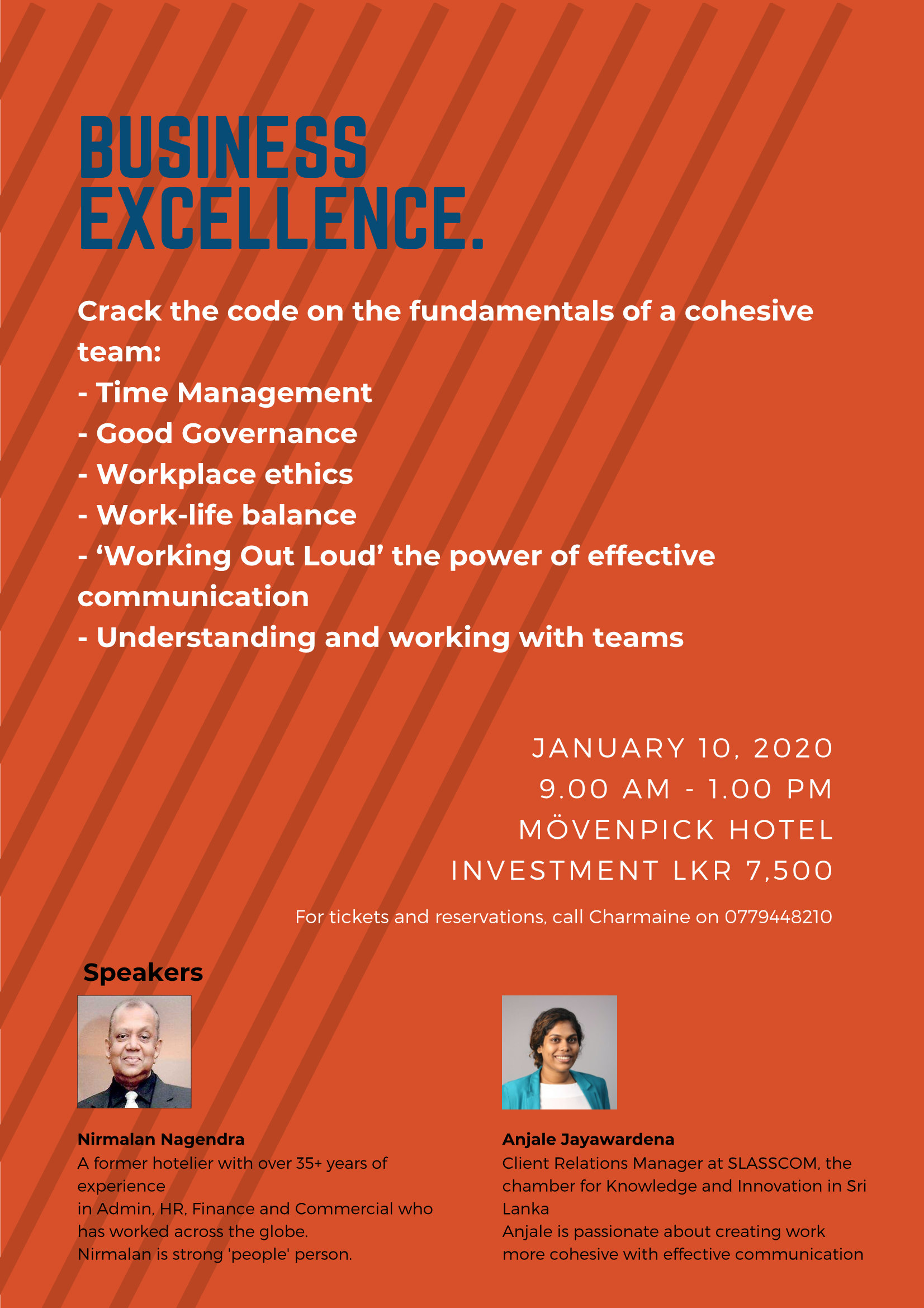 Business Excellence program
