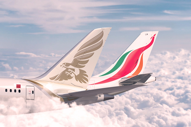 SriLankan Airlines & Gulf Air ink codeshare agreement