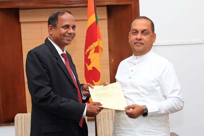 New Chairman appointed to Lanka Electricity Company
