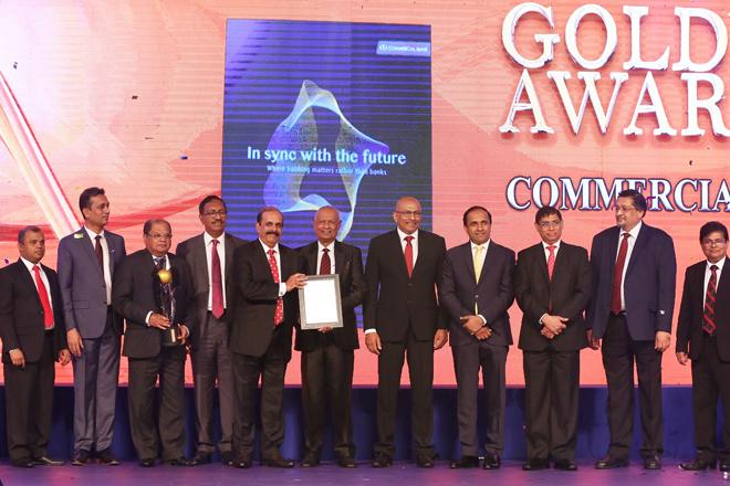 CA Sri Lanka Annual Report Awards: ComBank crowned winner, Hayleys second place