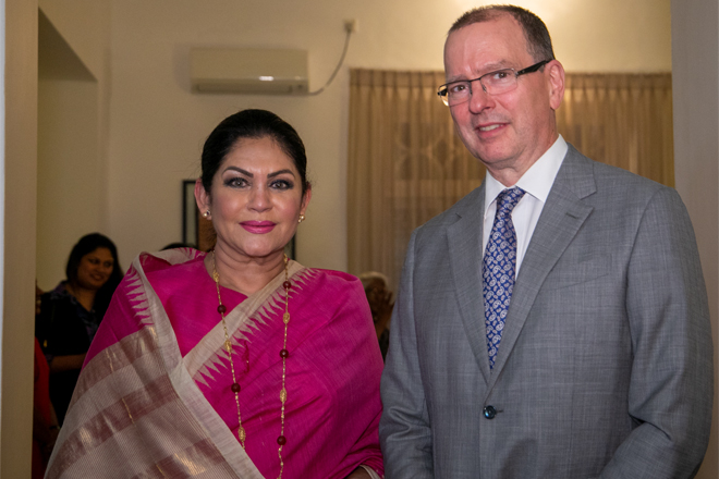 Canada supports women's rights organizations in Sri Lanka