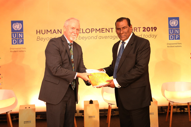 Sri Lanka in the high human development category, says UNDP's latest report
