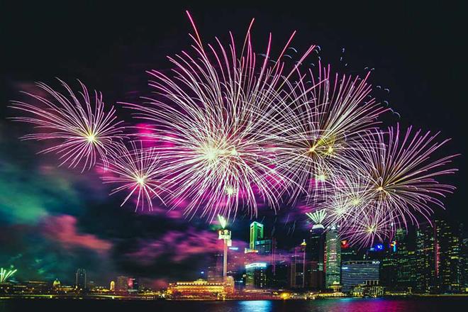2020 New Year celebrations around the world (VIDEO)