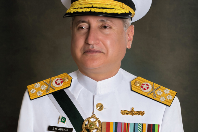 Pakistan Naval Chief to visit Sri Lanka