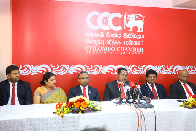 Colombo Chamber submits proposal to effectively implement SME moratorium