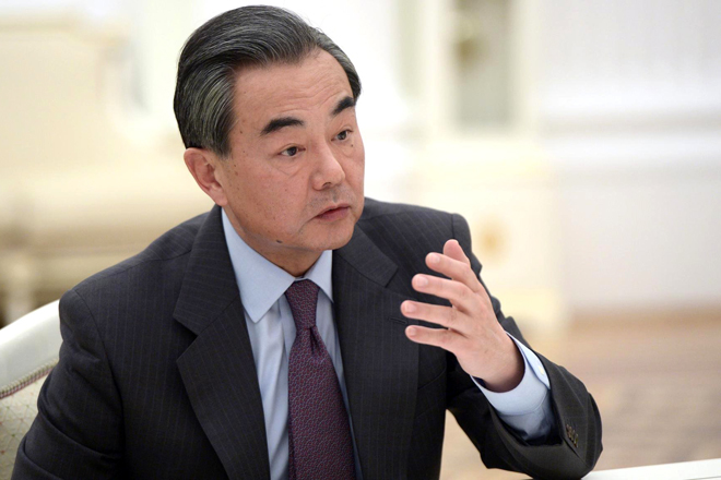 We won't allow outsiders to interfere with Sri Lanka's internal matters: Chinese FM
